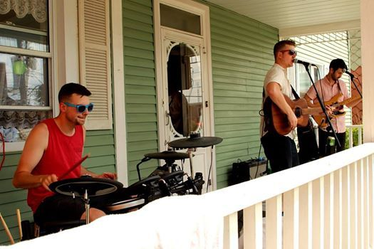 The Howlin Jays Duo Live at Lumbertown Ale House
