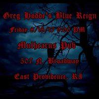 Greg Hoddes Blue Reign