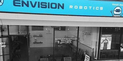 Envision Robotics - Free Trial Class