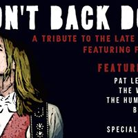 I Wont Back Down A Tribute to the late Tom Petty w FM Artists