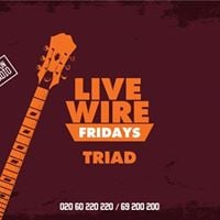 Live Wire Fridays at The Foundry