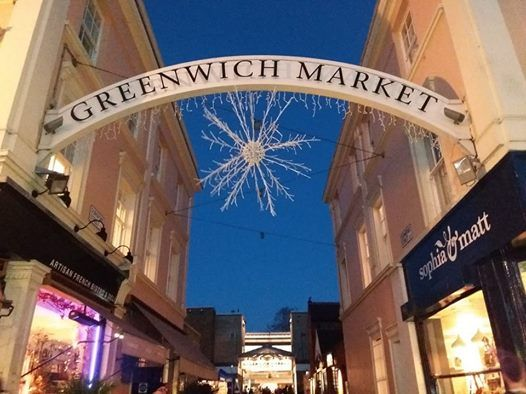 48c047d65db70d Christmas Lights On and Lantern Parade at Greenwich Market