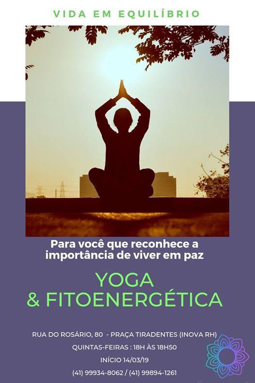 Yoga & Fitoenergtica