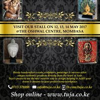Tuja at the Oshwal Centre Mombasa 12 13 14 May