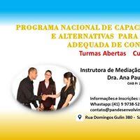 Curso de Mediao Curitiba