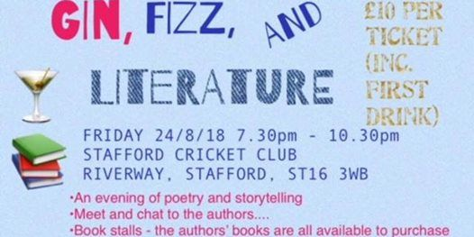 Gin Fizz and Literature
