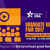 Graduate Virtual FAIR 2017