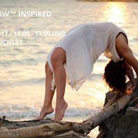 Embodied Flow Inspired Workshop mit Sandra Zebrowski