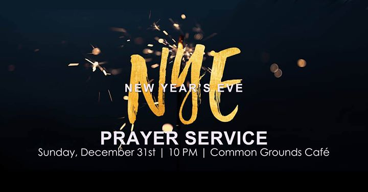 New Years Eve Prayer Service at First Assembly Alexandria, Alexandria