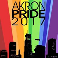 RDog at the Akron Pride Fest