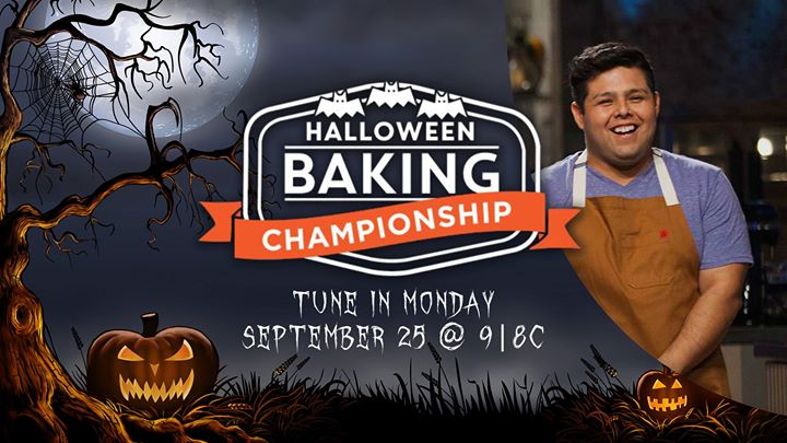 Halloween Baking Championship Premiere with Chef Ray! at Sugar and ...