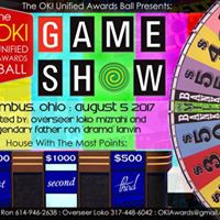 The OKI Unifed Awards Presents The GAME SHOW