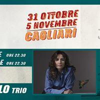 Chiara Civello trio live at BFlat - EJE 2017