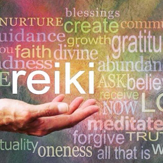 Reiki healing I uddannelse. Yogahuset Esbjerg.