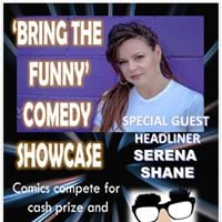 Bring The Funny Comedy Showcase 3