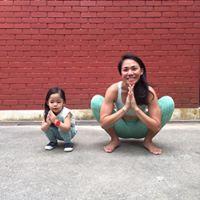 Kids yoga on 13 &amp 15 Dec17