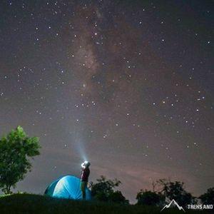 Camping at Vaitarna Dam on 27th 28th October 2018