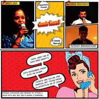 Comic Kaun - Stand-up comedy open mic