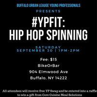 YPFit Hip Hop Spinning