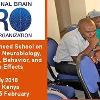 IBRO-Arc advanced school on drugs of abuse
