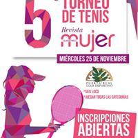 5to Torneo de Tenis Mujer Quertaro