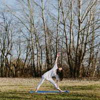 Well-Being Woman Yoga Class