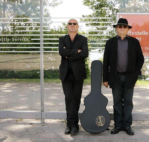 Blues & Kusz - Konzert und frnkische Mundartlyrik