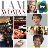 I AM WOMAN Business Networking Club Event - How to Create Wealth