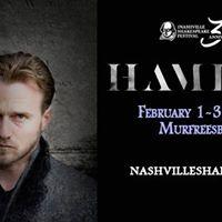 Nashville Shakespeares Hamlet in Murfreesboro