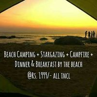 Weekend Beach Campout