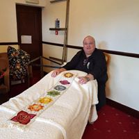 Taster Reading &amp Healing Sessions 13118 with Colin John