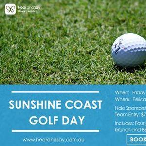 Sunshine Coast Golf Day