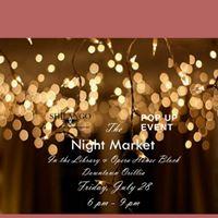 Downtown Orillias Night Market