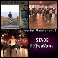 STAGE FIT FUN DANCE