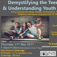 Demystifying the Teenager and Understanding Youth Culture