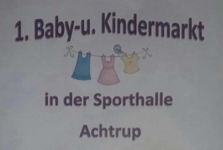 1 Baby Und Kindermarkt In Der Sporthalle Achtrup At Achtrup