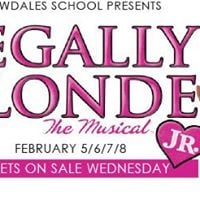 Dowdales School presents Legally Blonde The Musical JR