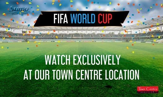 Watch Fifa World Cup with Sumo