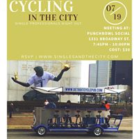 DETROITCycling in the City Singles Happy Hour