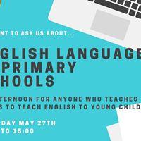 English Language in Primary Schools