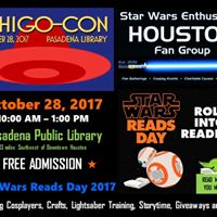 Star Wars Enthusiasts Houston STAR WARS READS DAY at Ichigo-Con