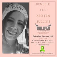 Benefit for Kristen Sullins at Bullpen Winfield