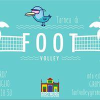 Torneo Foot Volley - Parco SantAgostino