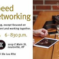CHYP Speed Networking