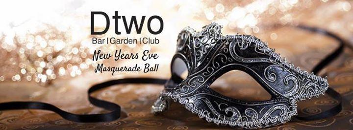 NYE Masquerade Ball at Dtwo