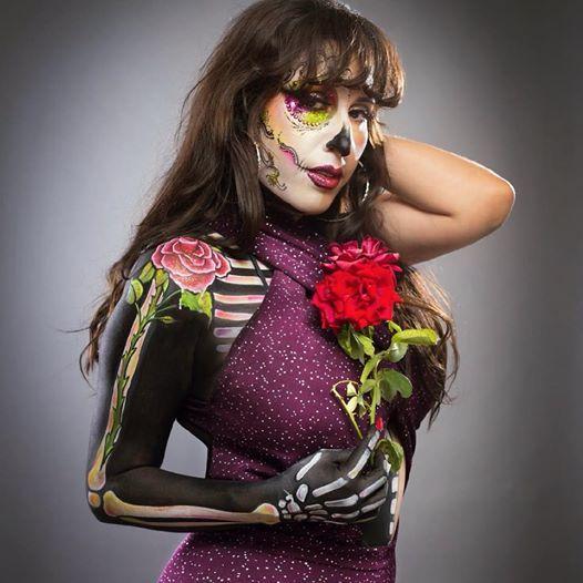 Los Muertos Uptown - Dia de los Muertos Art & Music Fest