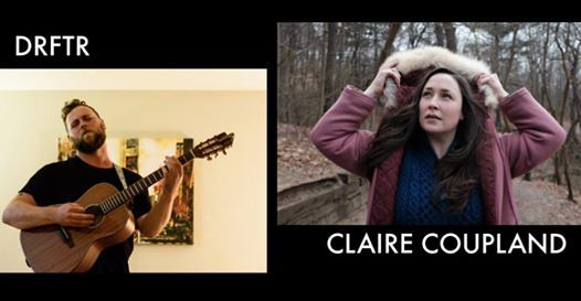 Claire Coupland & DRFTR live at TWB Brewing