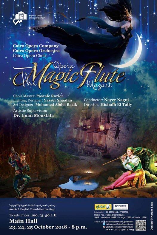 Opera The Magic Flute - Cairo Opera Company