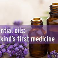Essential Oils and Meditation with Suzanne Wigginton