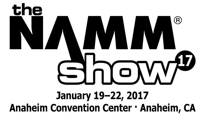 JR Music Supply at NAMM Show